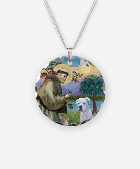St . Francis (W)- Necklace