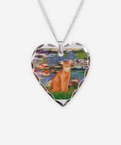 Cute Abyssinian Necklace