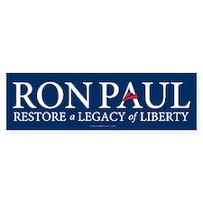 Ron Paul 2012 Car Sticker