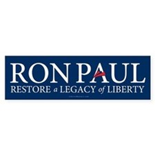 Ron Paul 2012 Stickers