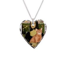 Mona's Red Abyssinian Necklace