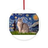 Cat breed Ornaments