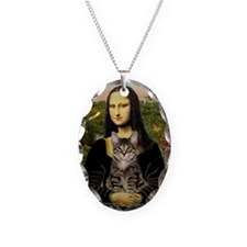 Mona's Tiger Cat Necklace