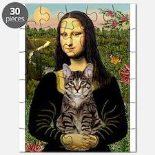Mona's Tiger Cat Puzzle