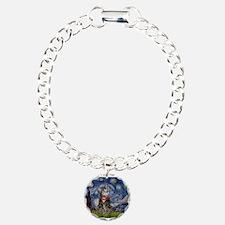 Starry Night / Tiger Cat Bracelet