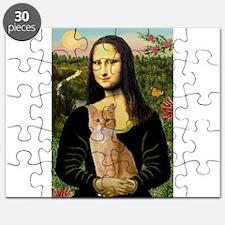 Mona / Tiger Cat Puzzle