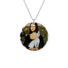 Mona's Devonshire Rex Necklace