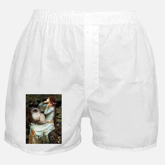 Ophelia & Himalayan Boxer Shorts