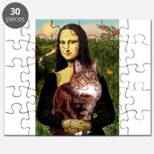 Mona's Maine Coon Puzzle