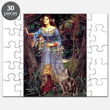 Ophelia / Puzzle
