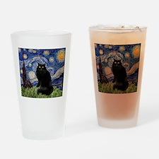 Starry Night /Persian (bl) Drinking Glass