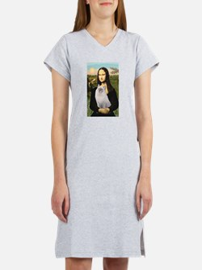 Mona & her Ragdoll Women's Nightshirt