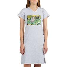 Irises /Ragdoll Women's Nightshirt