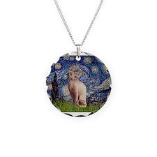 Starry Night / Sphynx Necklace