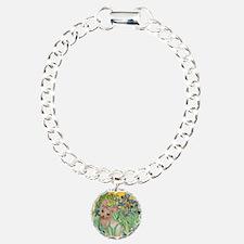 Irises / Sphynx Bracelet