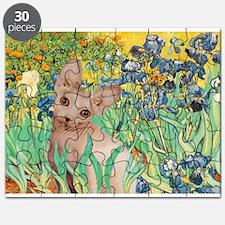 Irises / Sphynx Puzzle