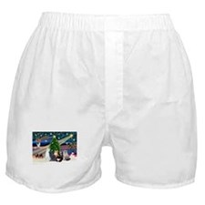 Xmas Magic / Six Cats Boxer Shorts