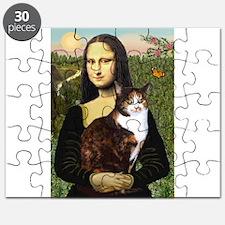 Mona's Calico Cat Puzzle