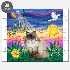 Twilight / Himalayan Cat Puzzle