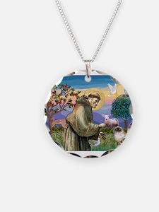 St Francis Himalayan Necklace