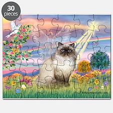 Cloud Angel & Himalayan (#1) Puzzle