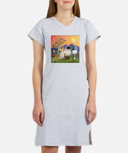 Himalayan Cat Women's Nightshirt