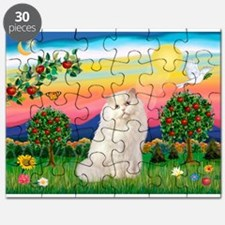 Bright Country / White Persia Puzzle