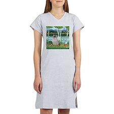 Birches / Ragdoll Women's Nightshirt