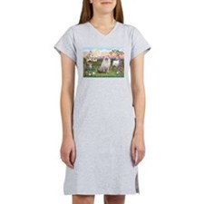 Castle / Ragdoll Women's Nightshirt