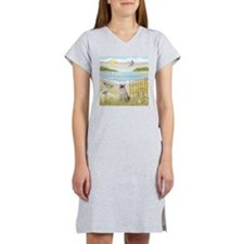Rowboat / Ragdoll Women's Nightshirt