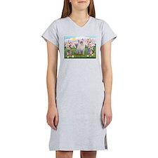 Blossoms & Ragdoll Women's Nightshirt