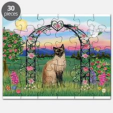 Rose Arbor / Siamese Puzzle