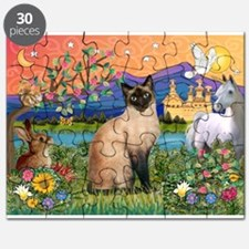 Siamese (1) in Fantasy Land Puzzle