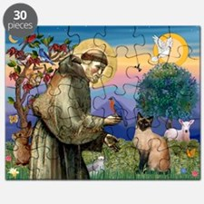 St Francis / Siamese Puzzle