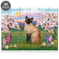 Blossoms & Siamese (#1) Puzzle