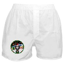 W-TakeOff2-BWCCat Boxer Shorts