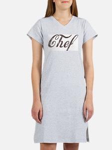 Vintage Chef Women's Nightshirt