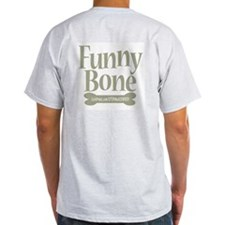 Something Swell Funny Bone Ash Grey T-Shirt