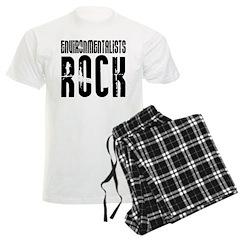 Environmentalists Rock Pajamas