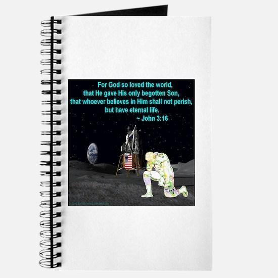 Moonbowing John 3:16 Journal