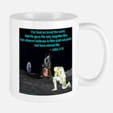 Moonbowing John 3:16 Mug