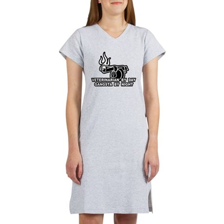 Veterinarian By Day Women's Nightshirt