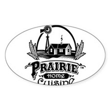 Prairie Home Cuisine Decal