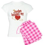 Jayden Lassoed My Heart Women's Light Pajamas