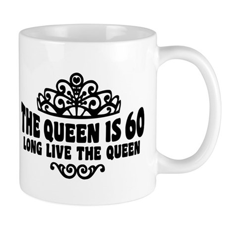 Funny 60th Birthday Mug
