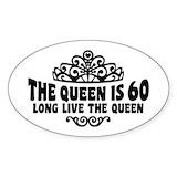 60th birthday Single