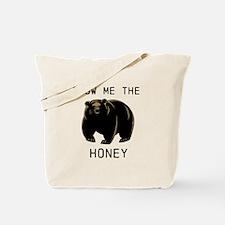 Cute Show me the money Tote Bag