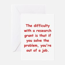 researxh Greeting Cards (Pk of 20)