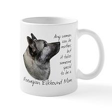 Elkhound Mom Mug