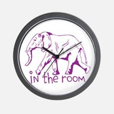 In the Room Wall Clock